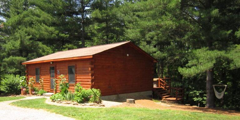Dot Calm Cabin