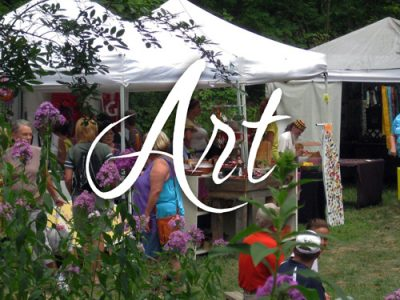 Lily Fest is in Hocking Hills