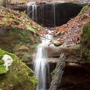 Hocking Hills State Park Waterfalls
