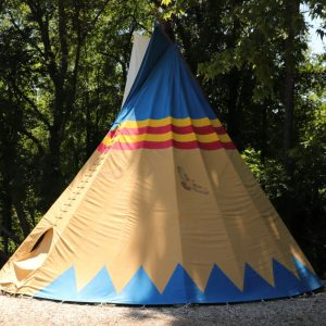 Tipi or Teepee Rentals Hocking Hills