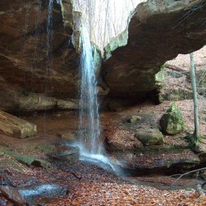 Rockbridge & Waterfalls