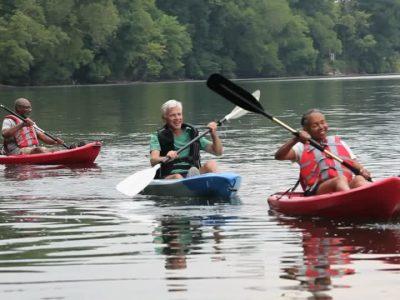 Kayak Rentals in Hocking Hills