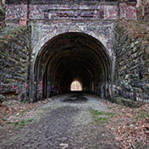 Moonville Tunnel Hocking Hills