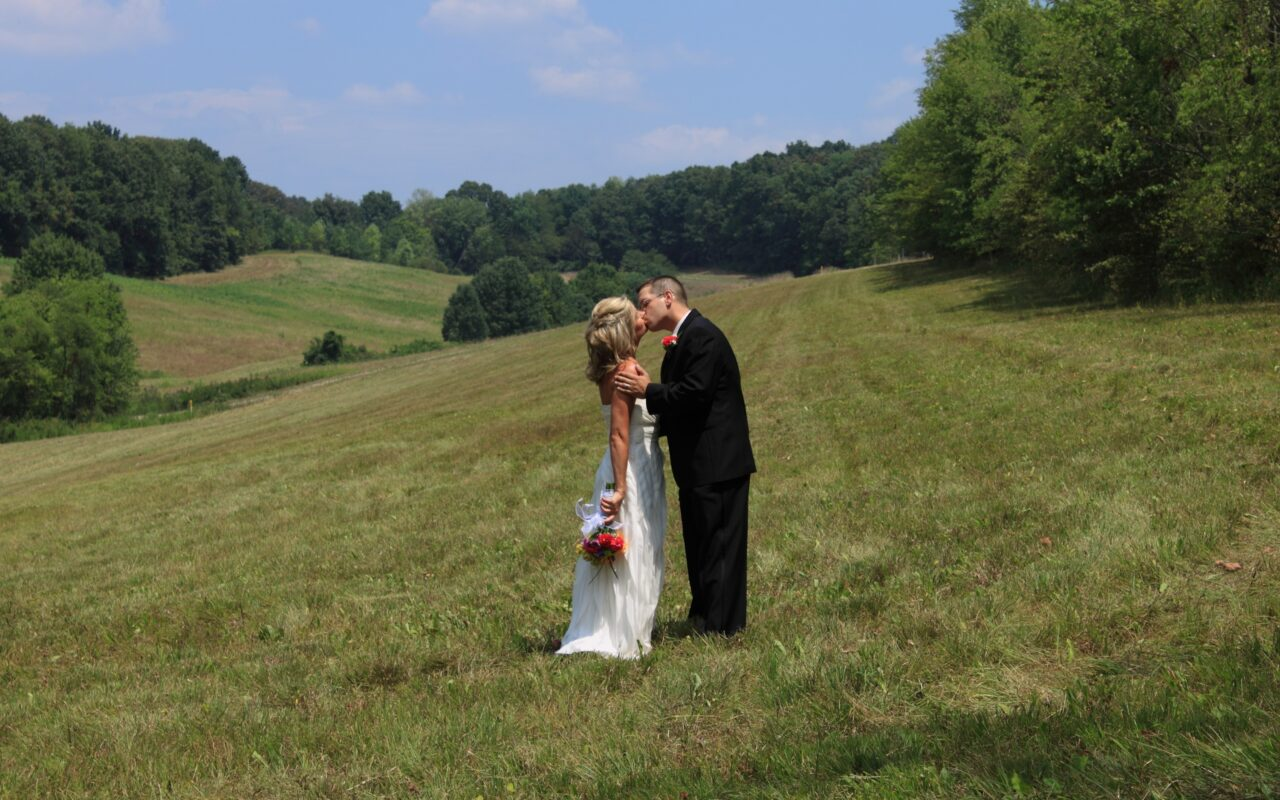 Hocking Hills Weddings